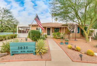 3025 N 15th Place Phoenix AZ 85014