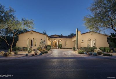 9528 E Mountain Spring Road Scottsdale AZ 85255