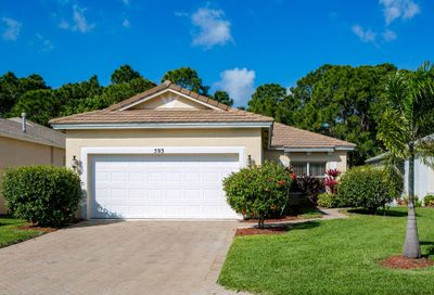593 SW Indian Key Drive Saint Lucie West FL 34986