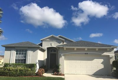 418 SW Talquin Lane Port Saint Lucie FL 34986
