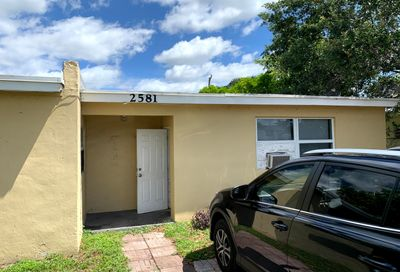 2581 NW 13th Court Fort Lauderdale FL 33311