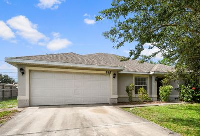 915 SW Bay State Road Port Saint Lucie FL 34953