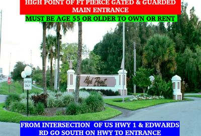 727 High Point Boulevard Fort Pierce FL 34982
