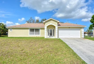 442 SE Cork Rd. Road Port Saint Lucie FL 34984