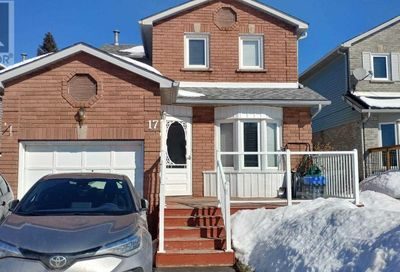 17 Hadden Crescent Barrie ON L4M6G6
