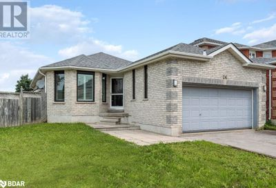 24 Grace Crescent Barrie ON L4N9S8