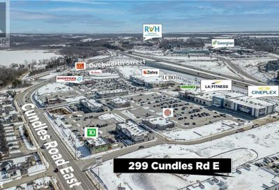 299 Cundles Road Barrie ON L4N7C9