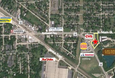 Lots 2,3,4 Northwest Highway Cary IL 60013