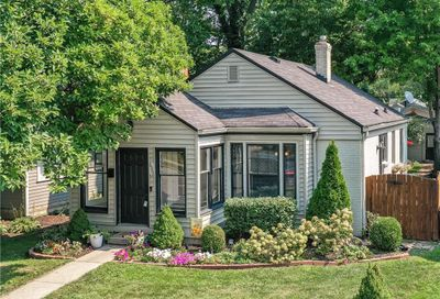 6119 Crittenden Avenue Indianapolis IN 46220