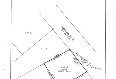Lot 19 Maryland Drive Stephenville  A2N3M9