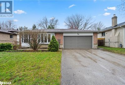 22 Thorncrest Road Barrie ON L4N3P9
