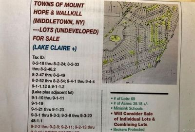 Lake Claire Drive Middletown NY 10940