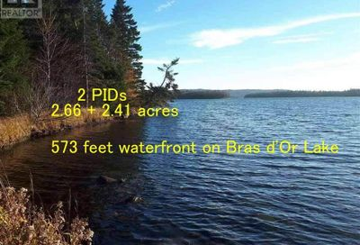 Lot 14, 15 Birch Crescent Cape George NS B0E3B0
