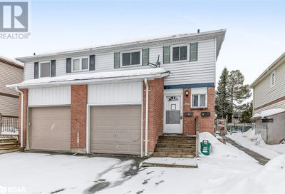 89 Robin Court Barrie ON L4M5L9