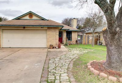 614 David Curry Drive Round Rock TX 78664
