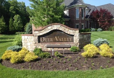 587 (Lot #22) Deer Valley Court St Albans MO 63073