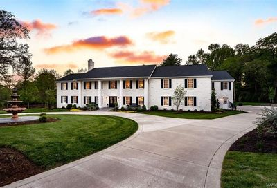 30 Bellerive Country Club St Louis MO 63141