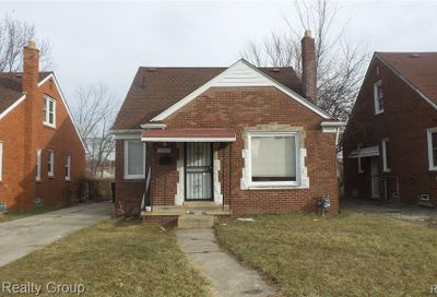 18256 Ashton Avenue Detroit MI 48219