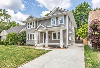 422 Walnut Avenue Royal Oak MI 48073