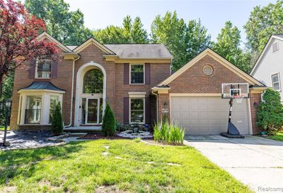 41755 Echo Forest Drive Canton Twp MI 48188