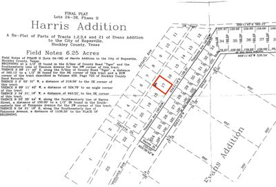 1 Lot 17 Timmons Ropesville TX 79358