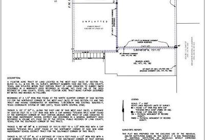 112 Acres County Road 6 New Home TX 79383