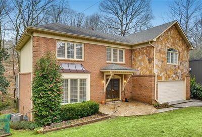 4972 Cambridge Drive Dunwoody GA 30338