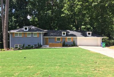 1978 Fisher Trail NE Atlanta GA 30345