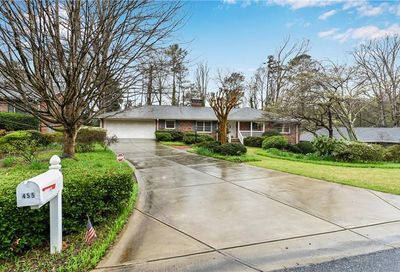 455 Forest Valley Road Sandy Springs GA 30342