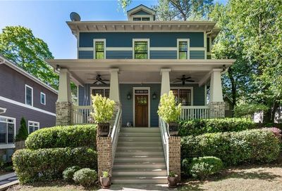 1823 Indiana Avenue NE Atlanta GA 30307