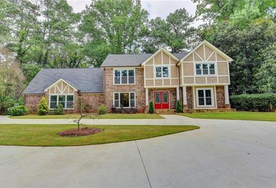 1510 Sunnybrook Farm Road Sandy Springs GA 30350