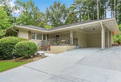 1169 Wild Creek Trail Atlanta GA 30324