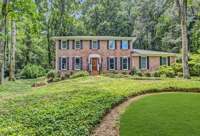 5455 Pheasant Run Stone Mountain GA 30087
