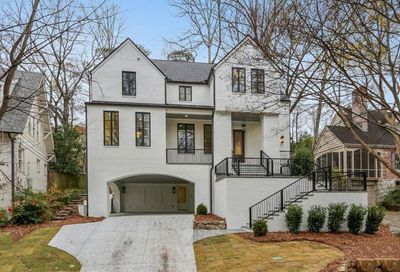 731 Wildwood Place NE Atlanta GA 30324