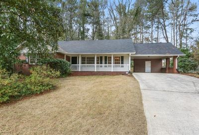 2538 Raintree Court Atlanta GA 30345
