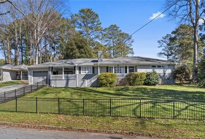 1903 Forest Green Drive NE Atlanta GA 30329