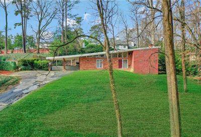 3354 E Wood Valley Road NW Atlanta GA 30327