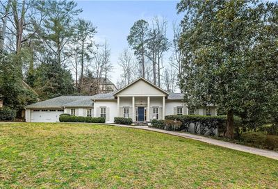 4694 Tall Pines Drive NW Atlanta GA 30327