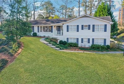 3336 Pine Meadow Road NW Atlanta GA 30327