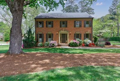4022 Glen Meadow Drive Peachtree Corners GA 30092