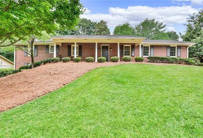 1320 Knoll Woods Court Roswell GA 30075