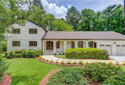 770 Crest Valley Drive NW Sandy Springs GA 30327