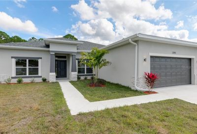 1311 Andalusia Street North Port FL 34286