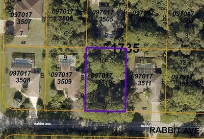 Rabbit Avenue North Port FL 34291