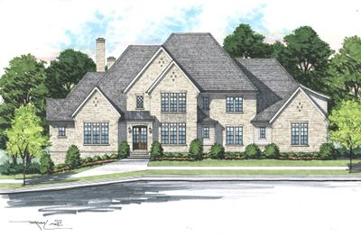 1604 Eastwood Dr, Lot 116 Brentwood TN 37027