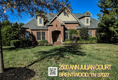 2500 Ann Julian Ct Brentwood TN 37027