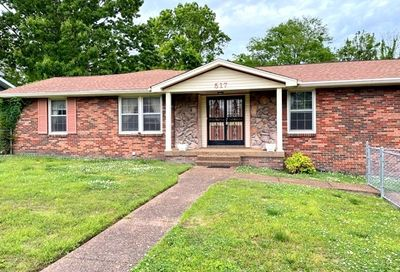 517 Foothill Dr Nashville TN 37217