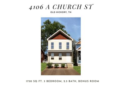 4106a Church Street Old Hickory TN 37138
