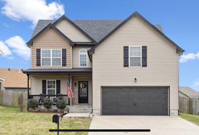 1284 Eagles View Dr Clarksville TN 37040