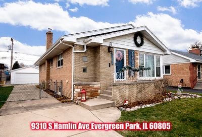 9310 S Hamlin Avenue Evergreen Park IL 60805